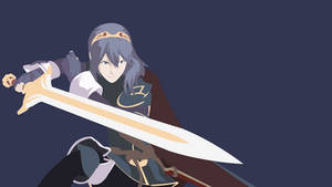 Lucina Vector wallpaper by Browniehooves