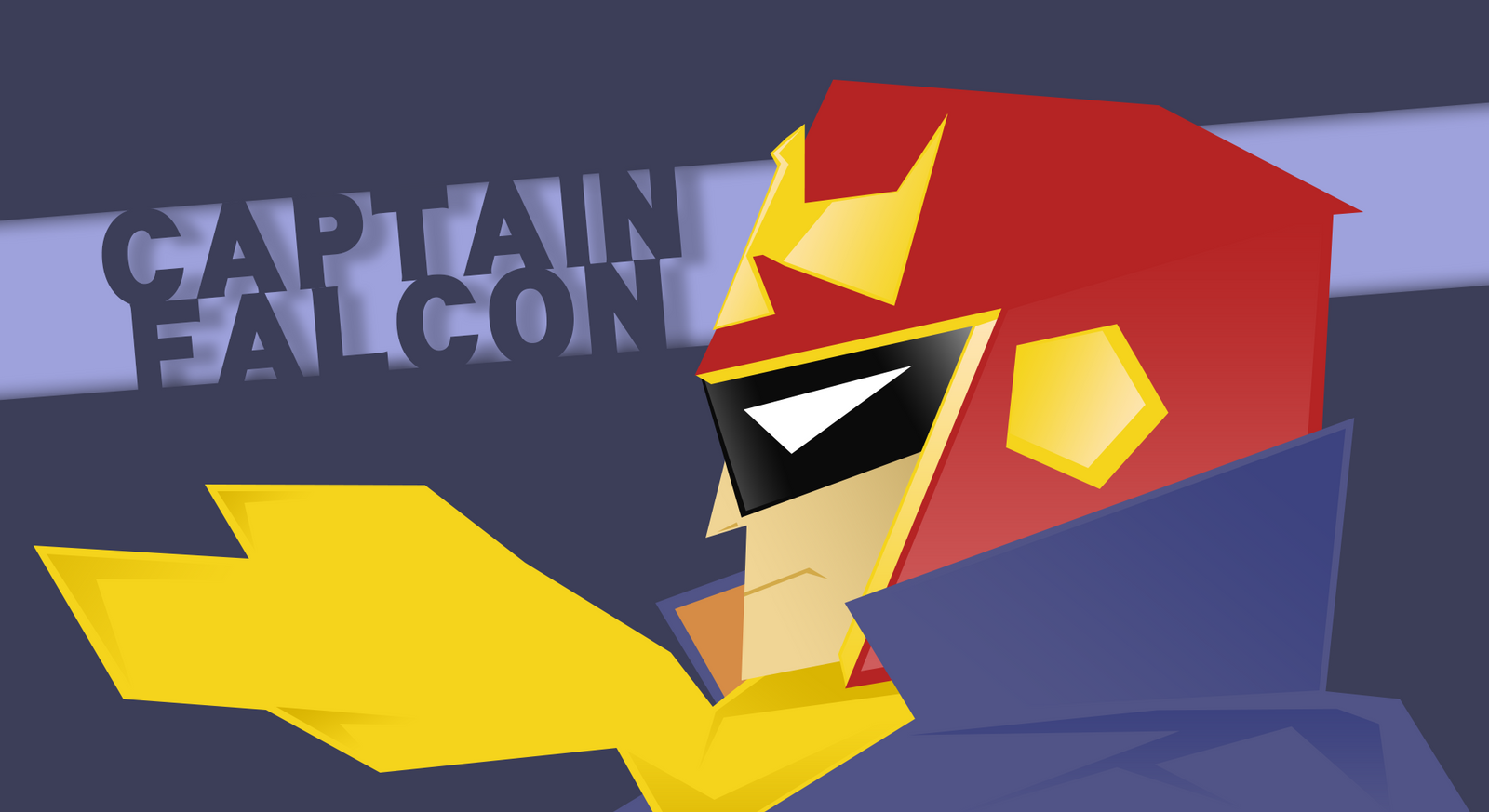 captain falcon wallpaperbrowniehooves on deviantart