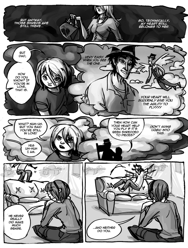 The Mocha: Page 88 by FlashofMauve