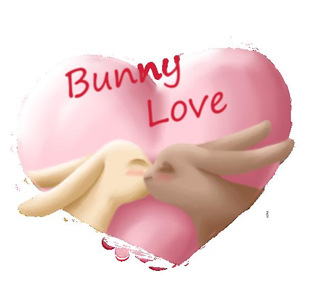 Bunny Love by ChibiMusouka