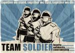 TF2 Soldier Propaganda