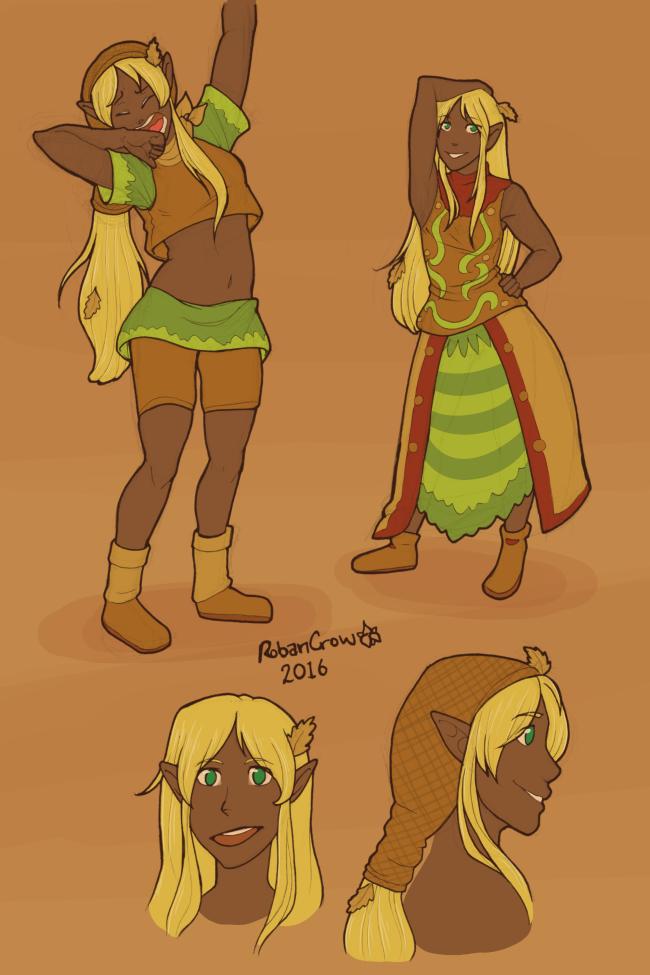 RS - Dark Elf Elwen