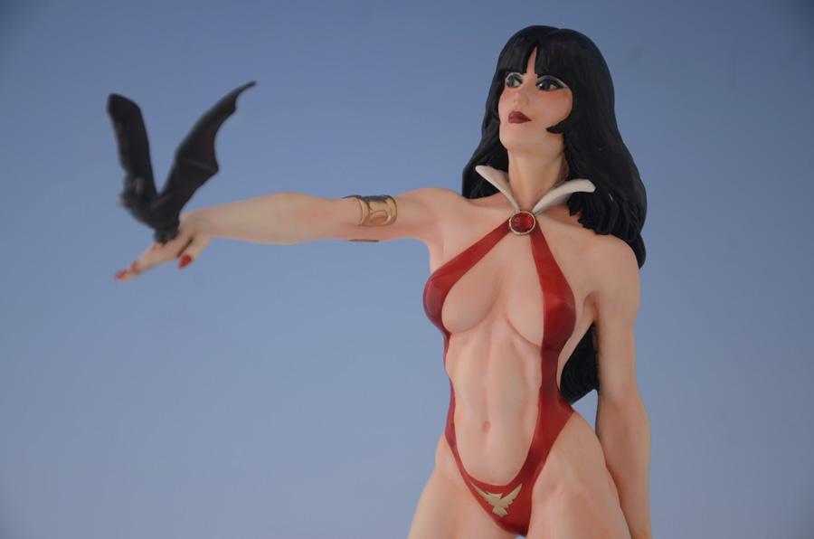 Vampirella 1 by resinmonkey