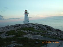 peggys cove 2 by Mellers