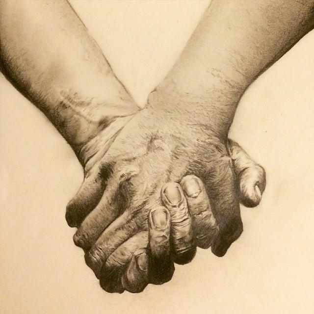 I Wanna Hold Your Hand by Asayn-Gazzedon11