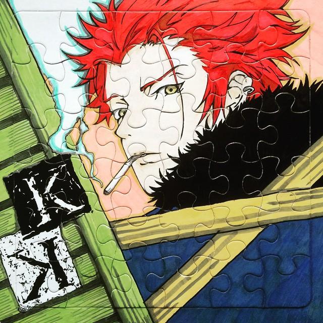 K-Project: Mikoto by Asayn-Gazzedon11