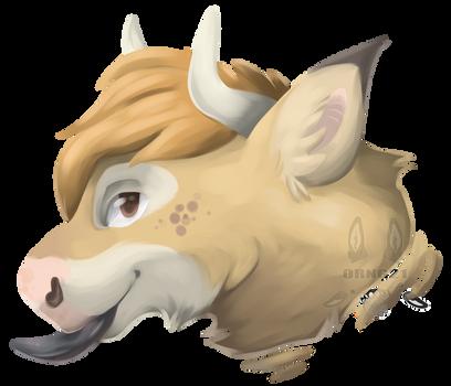 Cow mlem