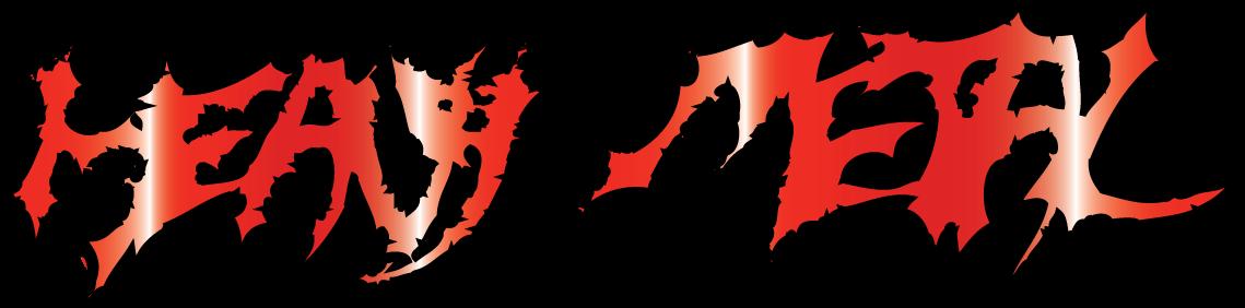 heavy metal logo by battlemaster46 on deviantart rh battlemaster46 deviantart com 70s Rock Bands Logos Thrash Metal Band Logos