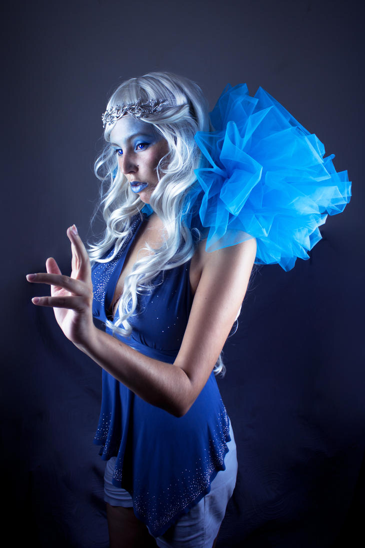 Snow Queen stock 2 by charligal-stock