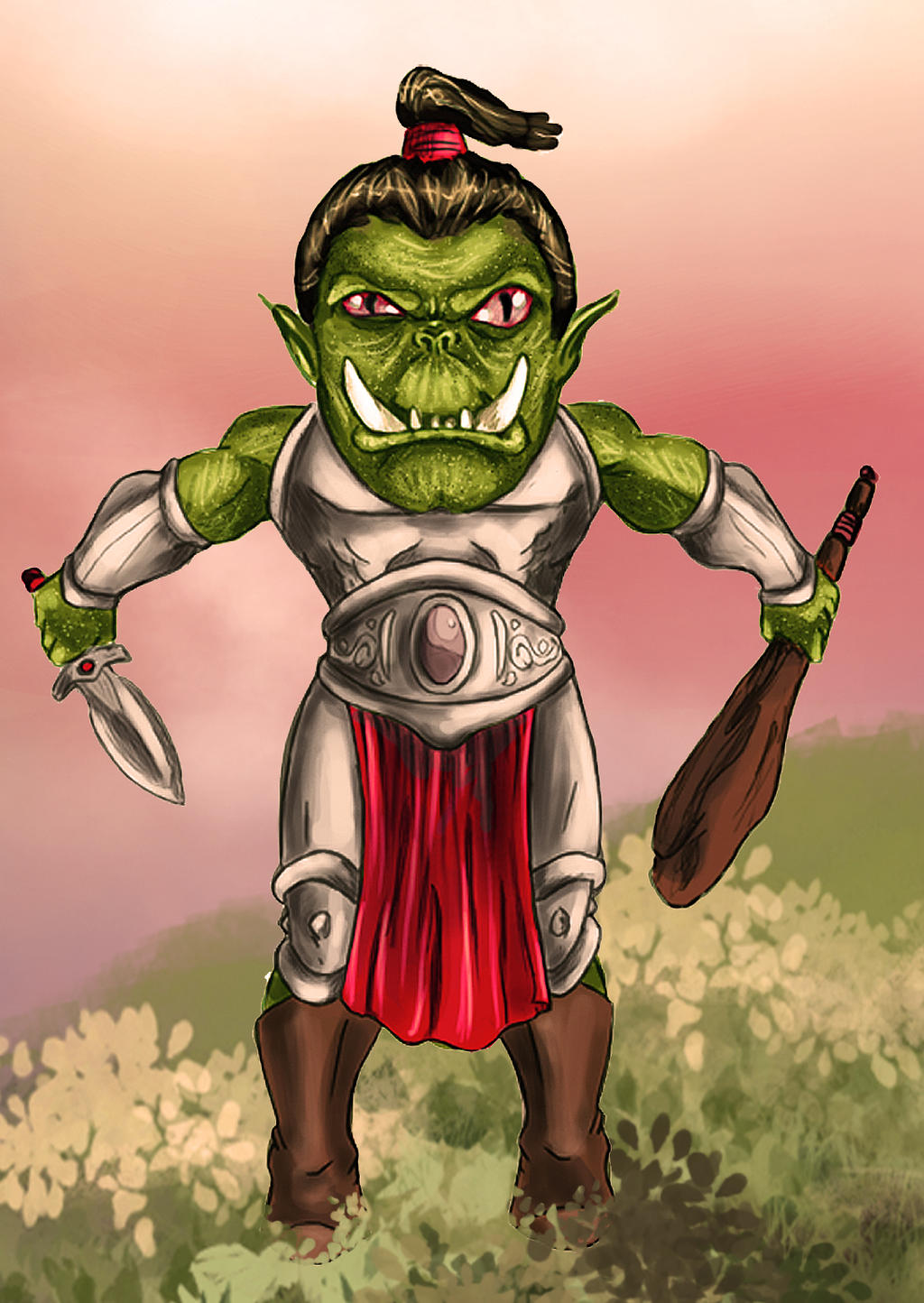 Orc Quick Colours by charligal-stock