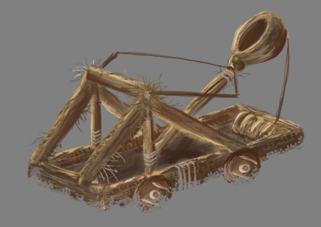 Catapult Concept by charligal-stock