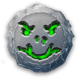 UI Icon OrcSmiley by charligal-stock