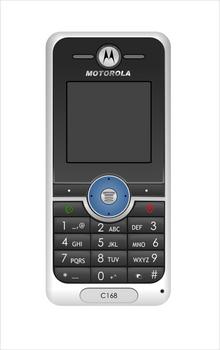 My Moto C168