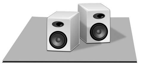 Speaker set by rockraikar