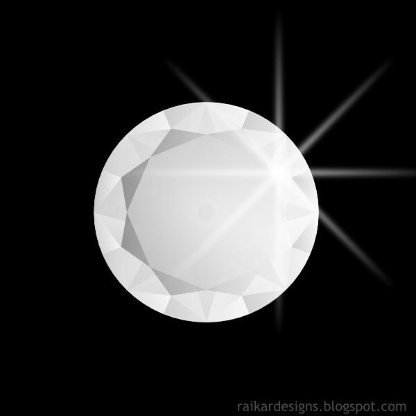 A diamond by rockraikar