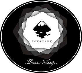 Inkscape sticker by rockraikar