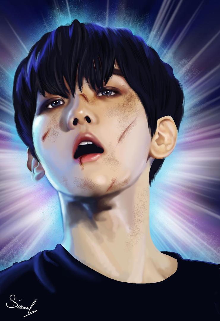 baekhyun monster