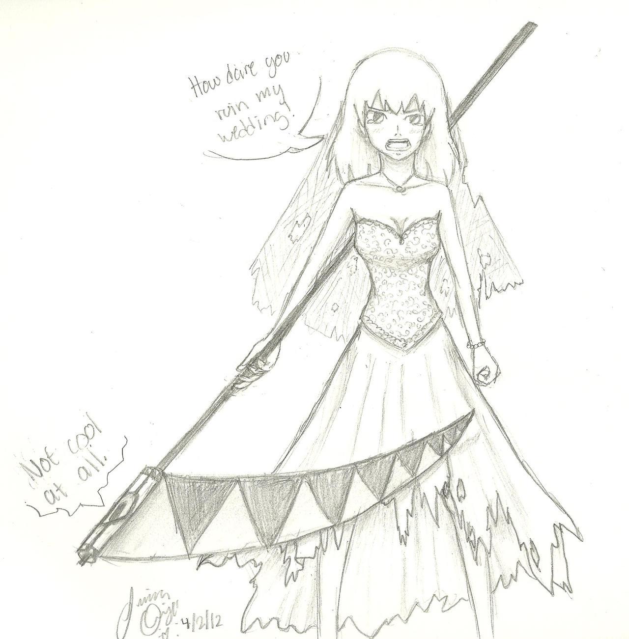 Wedding by guardian-angel15