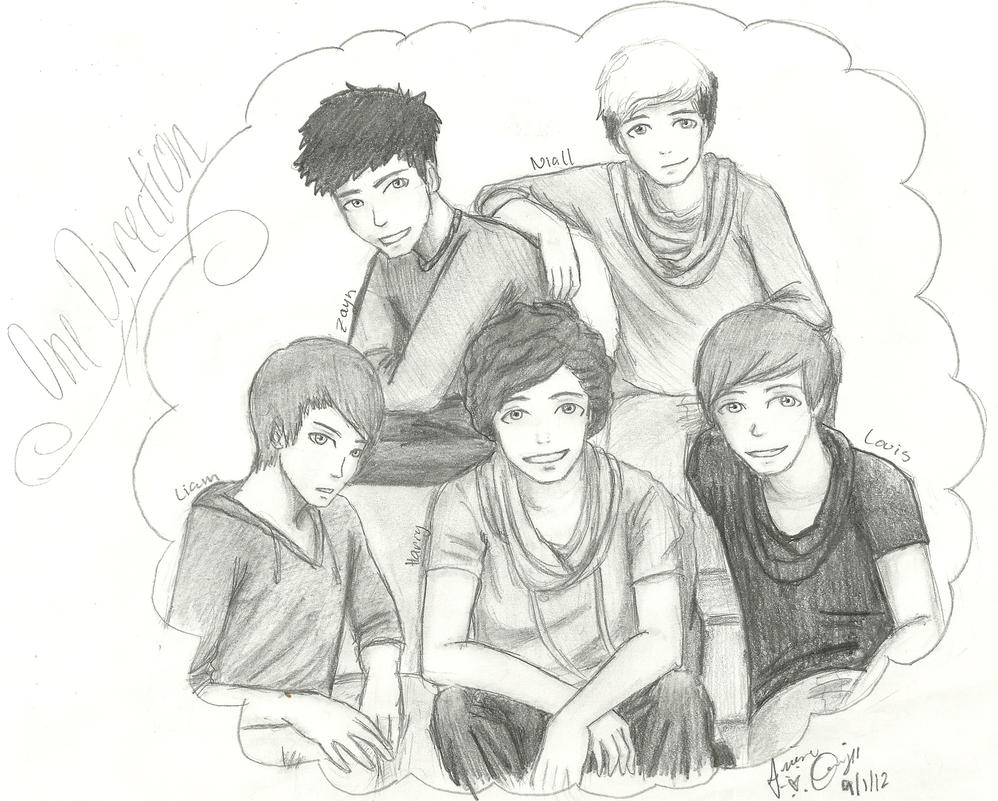 One Direction by guardian-angel15