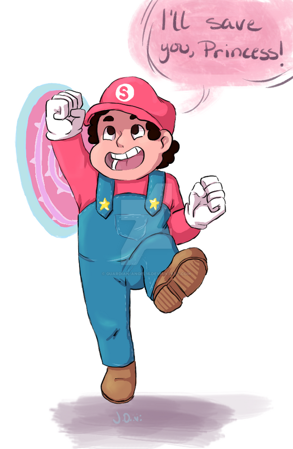 Mario by guardian-angel15