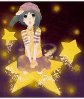 SHOOTING STAR by Cocokun