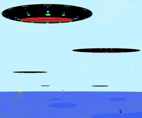 Ufos Ancient Astronauts by RLPT07IDN