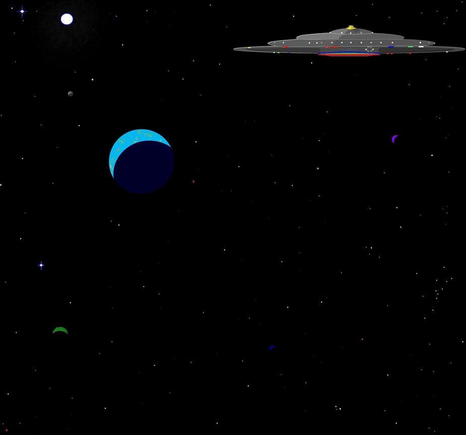 GF Ship New 3D Universe2 by RLPT07IDN by RLPT07IDN