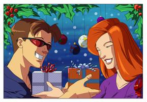 Gift Exchange by JarOfLooseScrews
