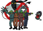 Teenage Mutant NinjaBusters