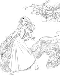Tangled by JarOfLooseScrews