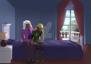 Storm and Cornelia Commission