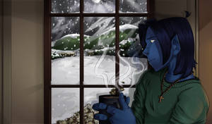 Warm Comfort by JarOfLooseScrews