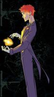 Pyro - the Joker