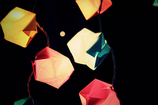 Lights and Origami 3