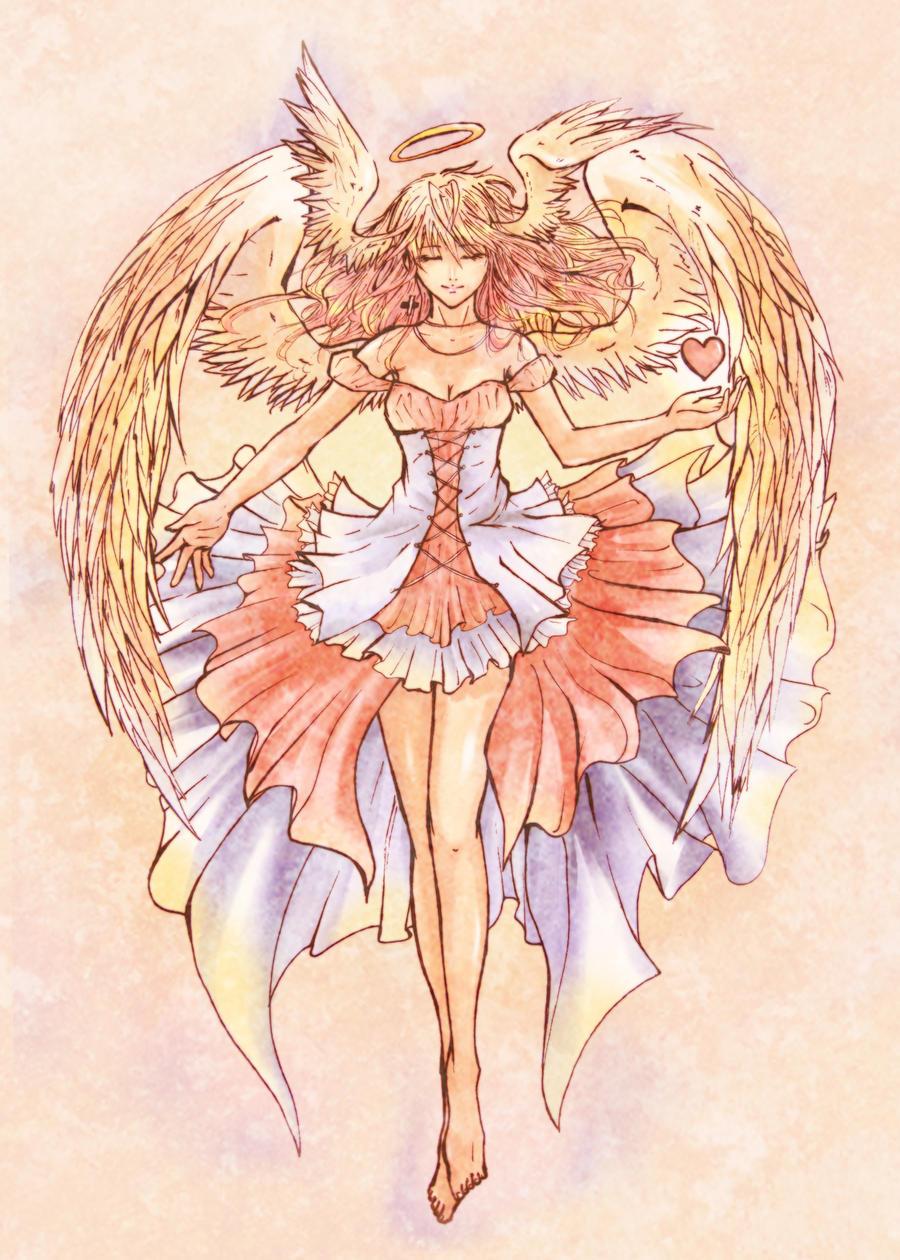 Angel of Mercy by Chukairi