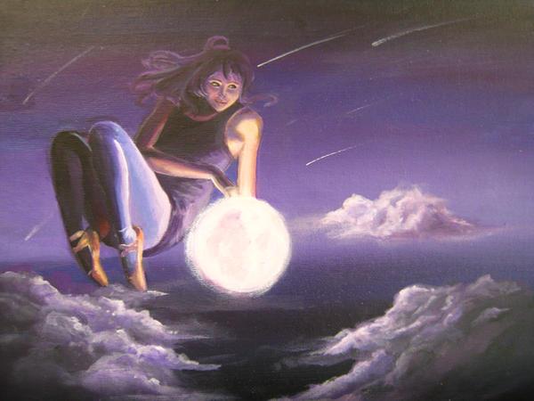 +Moon Watcher+ by Morigalaxy