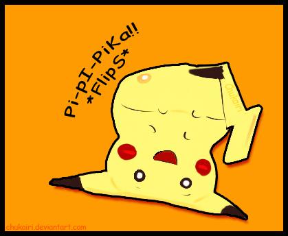 Pokemon Day Care-Baby Pikachu by Chukairi