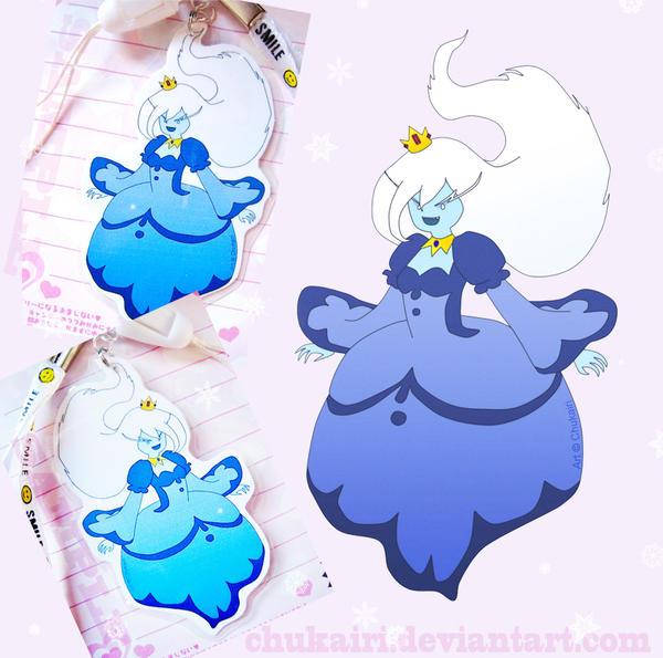 Ice Queen- Adventure Time by Chukairi