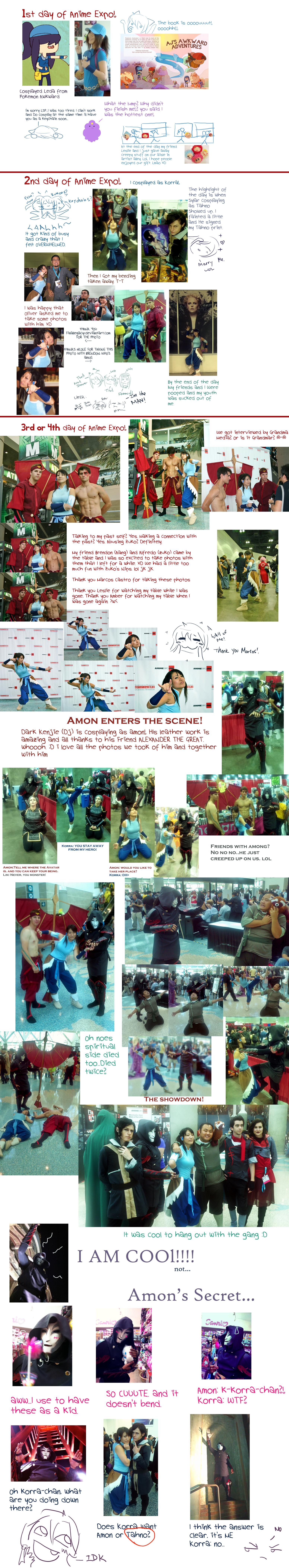 Anime Expo 2012 by Morigalaxy