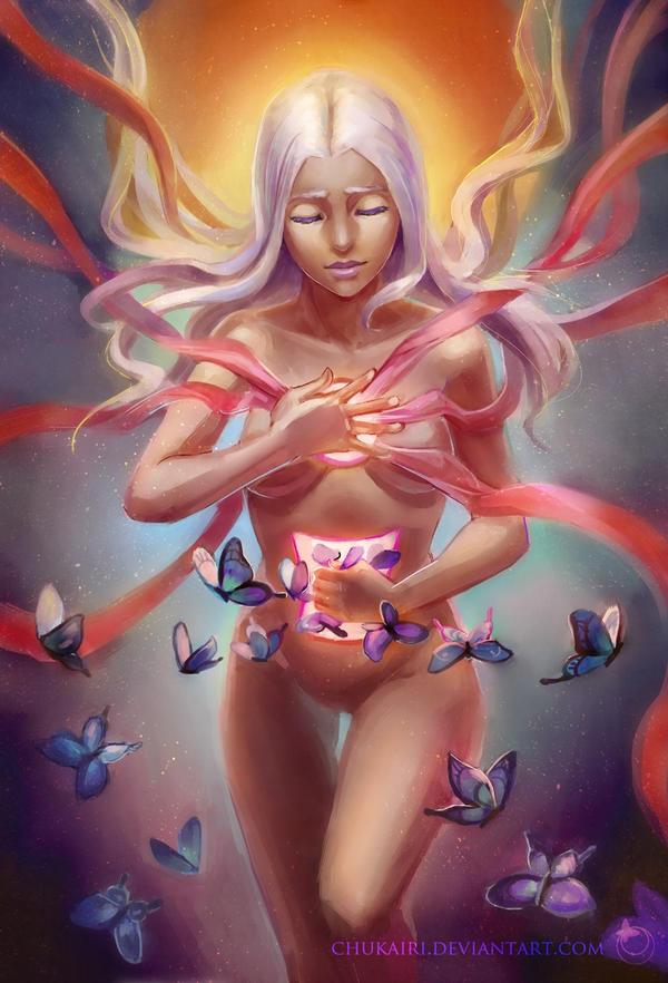 Transcend by Chukairi