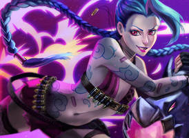 Jinx the Loose Cannon