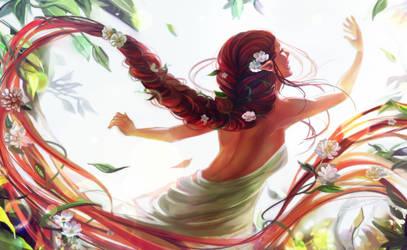 Gaia Primordial Goddess
