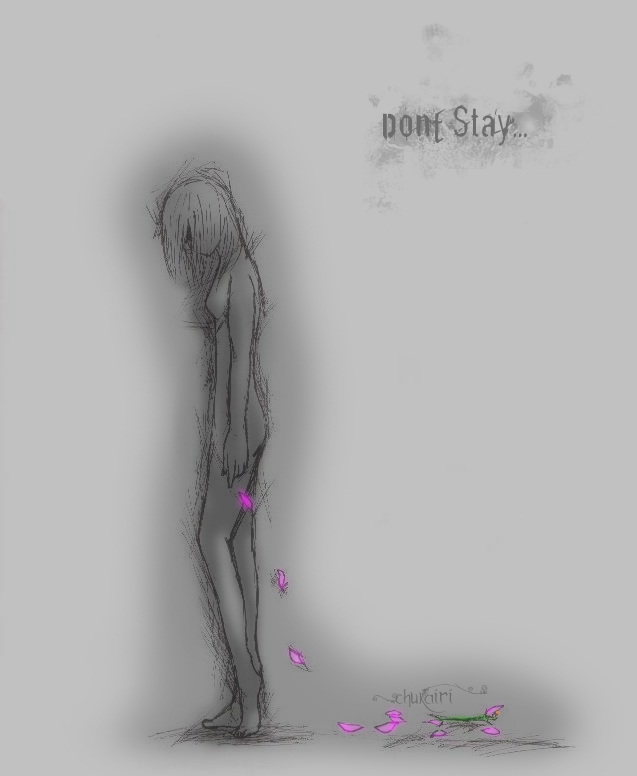 Don't Stay by Chukairi