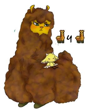 Llama Trader by Herbetko