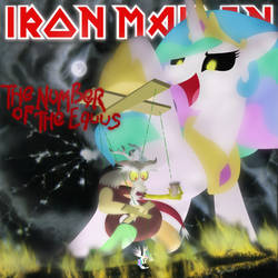 Iron Maiden Number of the Equus