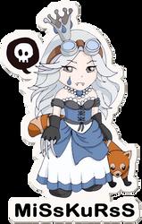 Miss Kurss avatar by sherardia