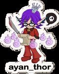 Ayan_thor avatar art