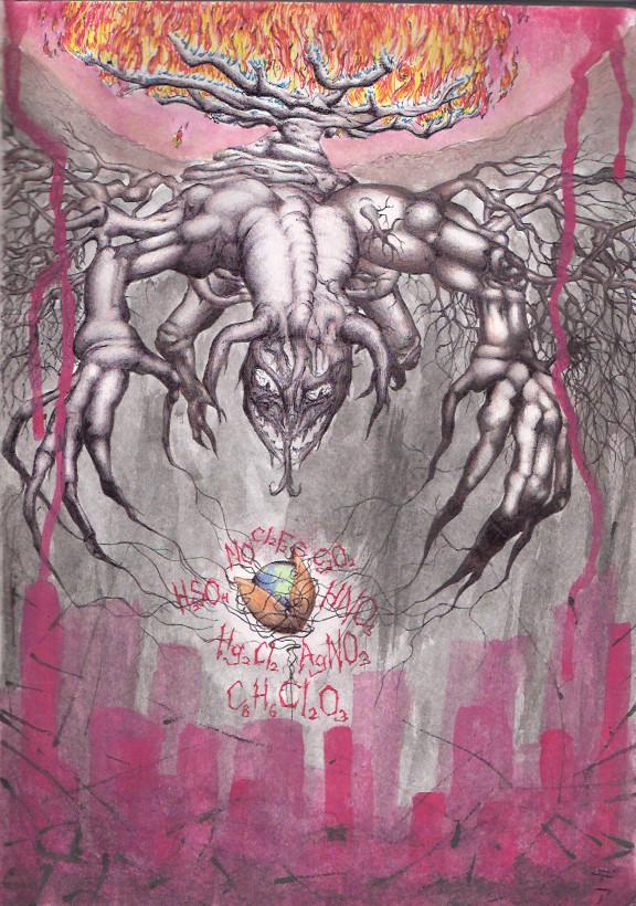 The Root of all Evil by kirigakurenohaku