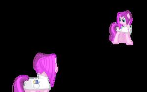Vidala Swoon [Ponymon] by kirigakurenohaku