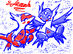 Latios and Latias - FLIPNOTE by EdwardTCat